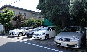 石神井テニス倶楽部 コート